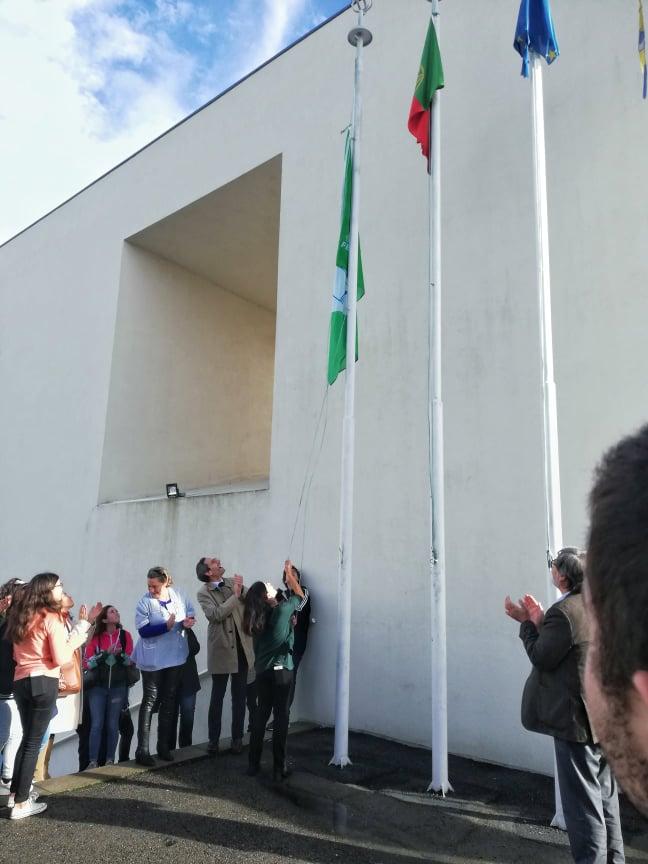 Cerimónia do Hastear da Bandeira Eco Escolas – Ser livre é poder escolher o caminho!