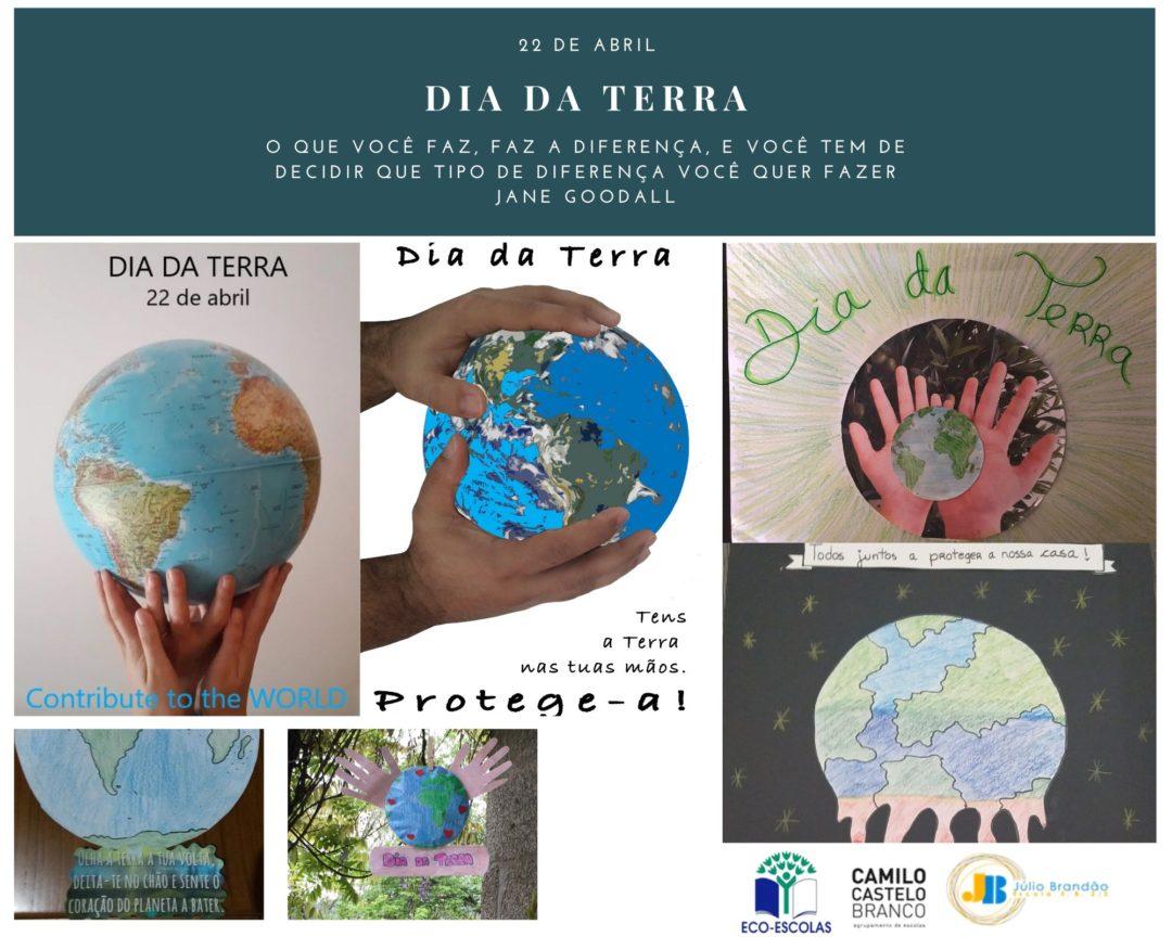 Dia da Terra – 22 de abril