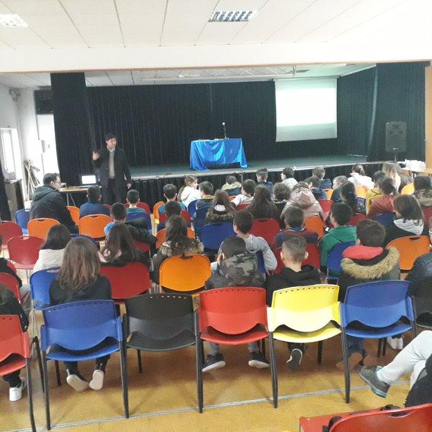Eco-Dia na Escola Básica e Secundária de São João da Madeira
