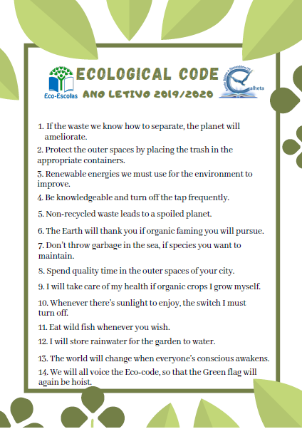 Ecological code