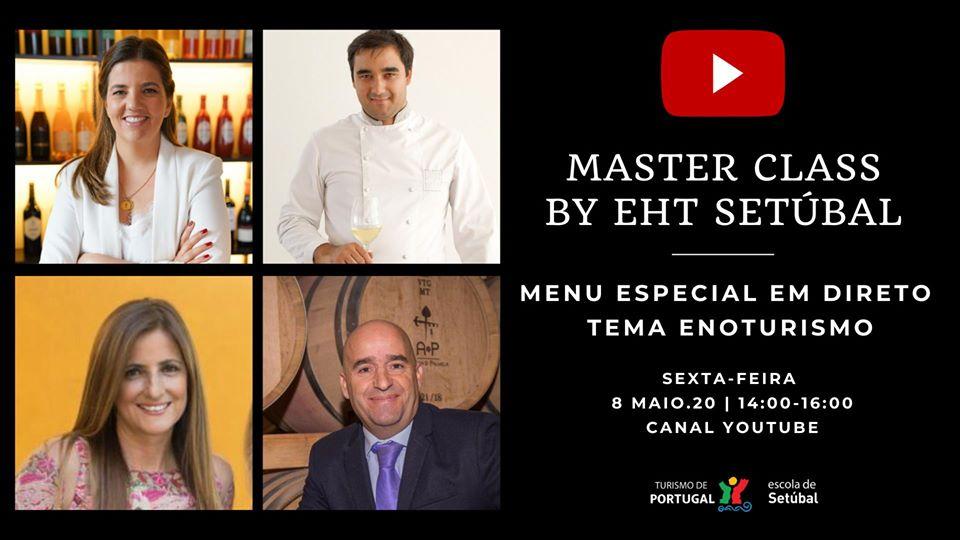 1.ª Master Class by EHT Setúbal