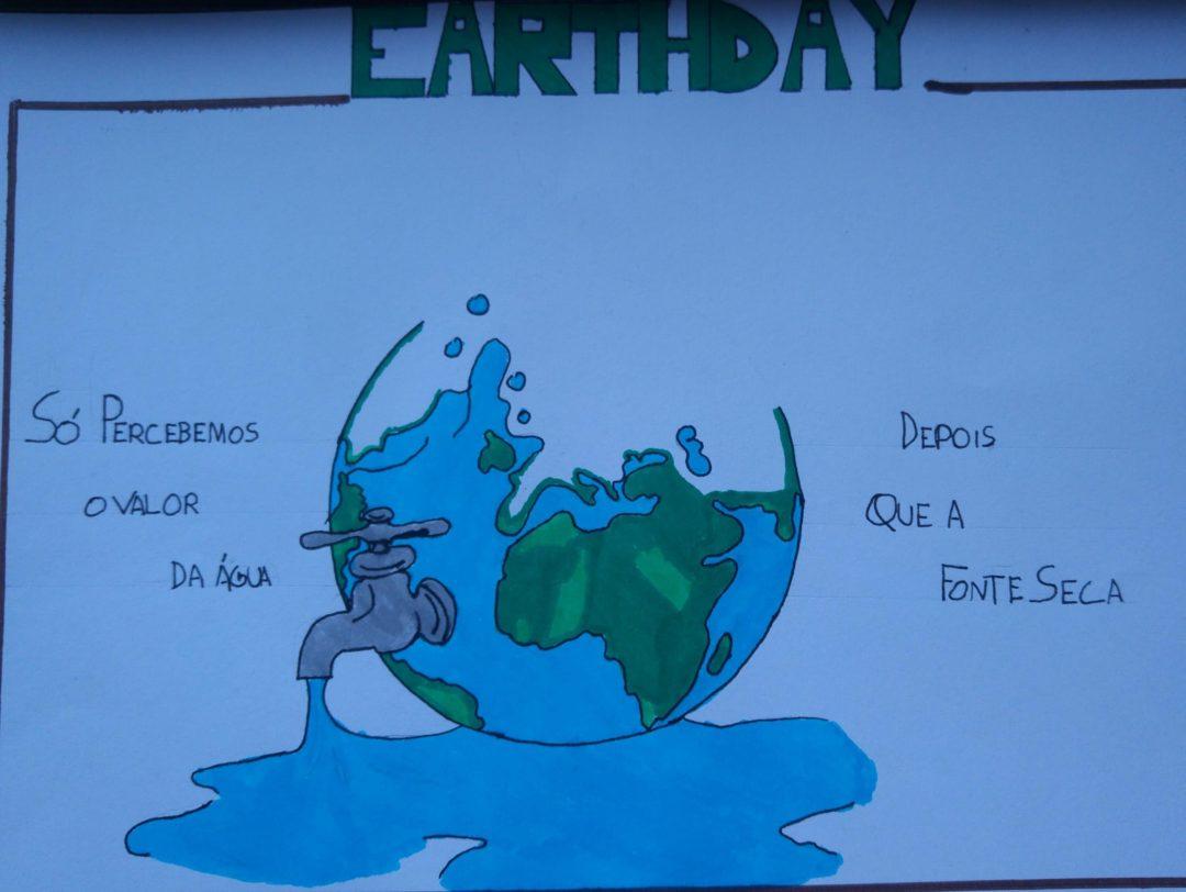 Dia da Terra – A minha família compromete-se pelo clima