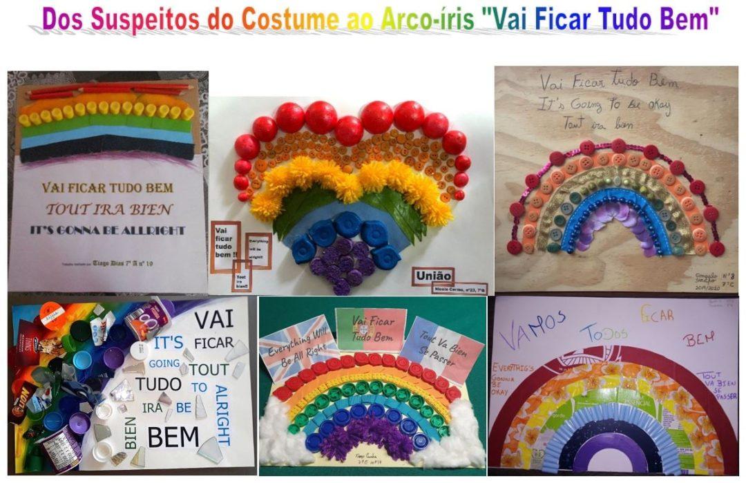 """Dos Suspeitos do Costume ao Arco-Íris """"Vai Ficar Tudo Bem"""""""