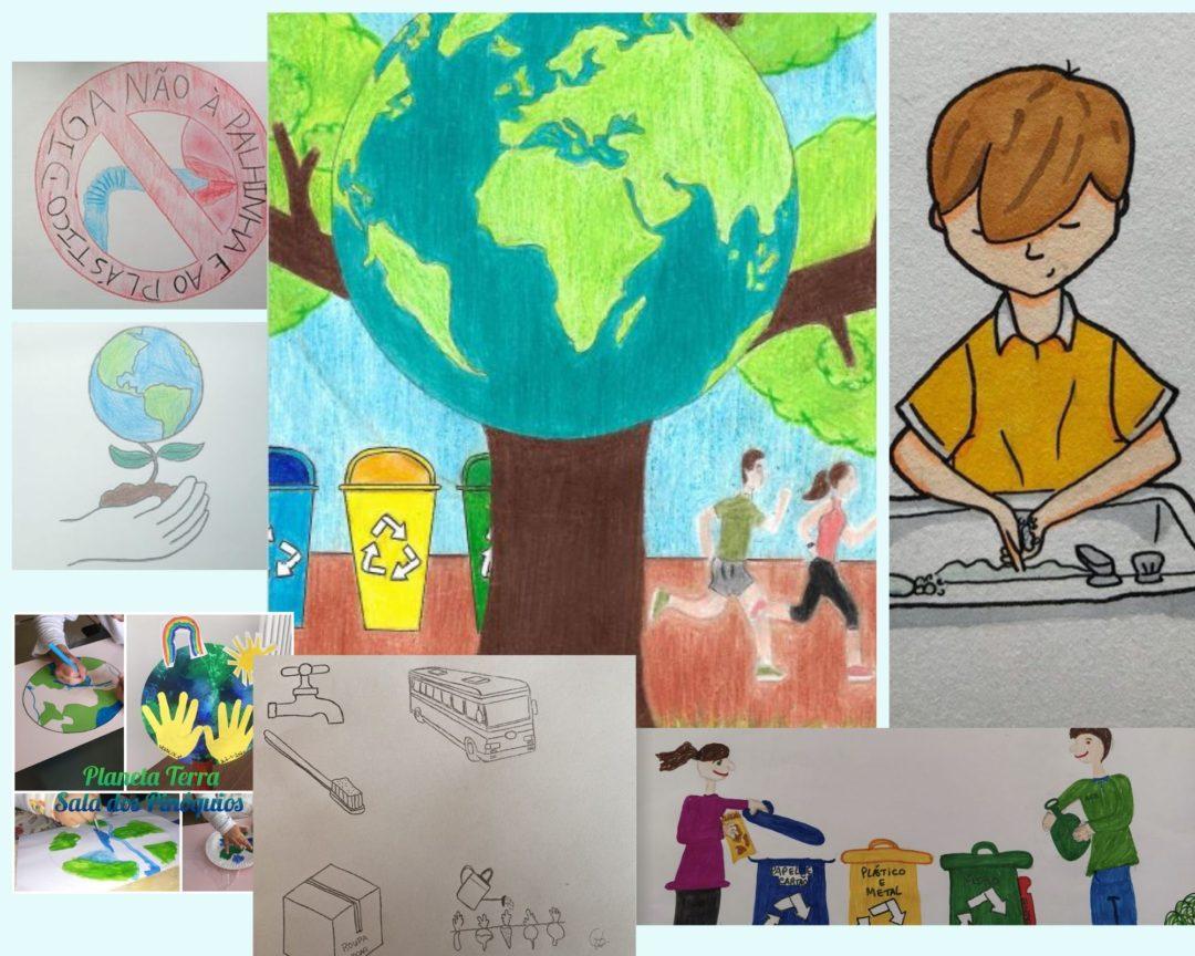 """Dia da Terra no Colégio A.C.R. de Fornelos – """"A Minha Família Compromete-se Pelo Clima"""""""