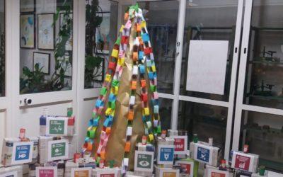 Árvore de Natal ODS