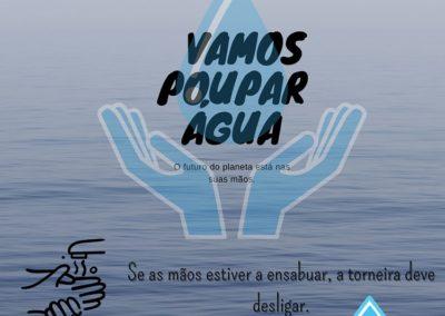 Consumo eficiente e sustentável da água