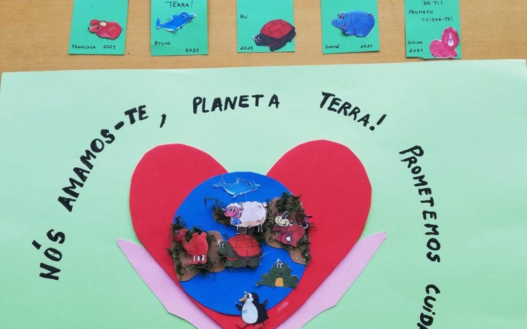 """""""Declara-te ao Planeta"""" a partir de casa!"""