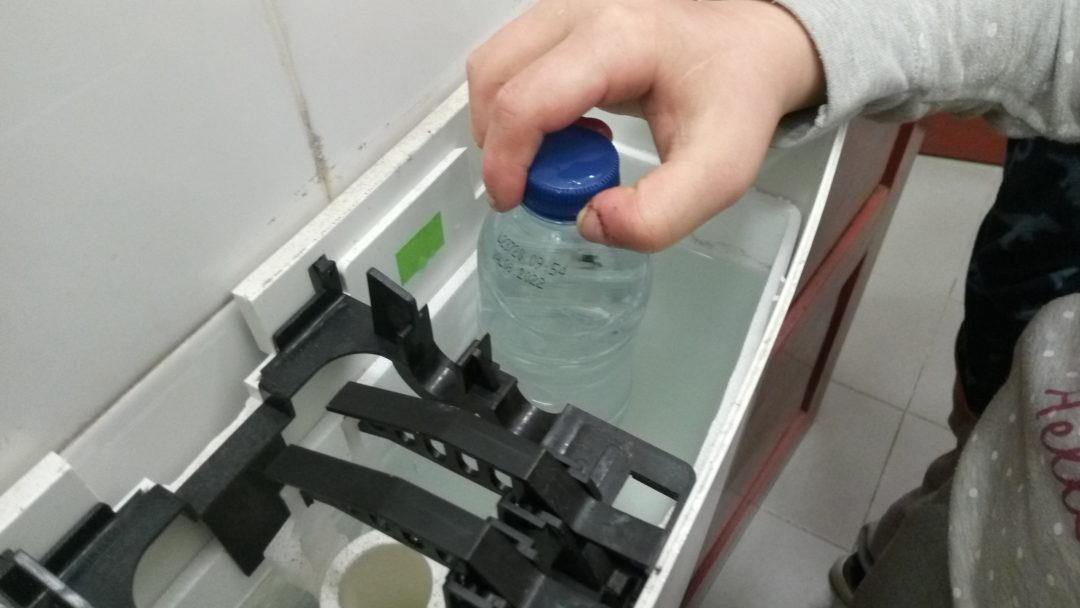 Se souberes água poupar ela não vai faltar.
