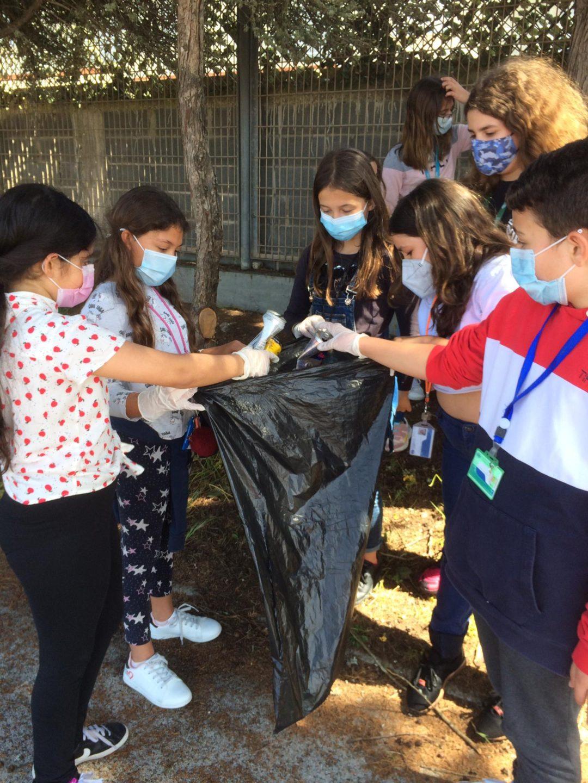 Dia da Terra/2021 na Escola Básica e Secundária de S. Martinho do Porto