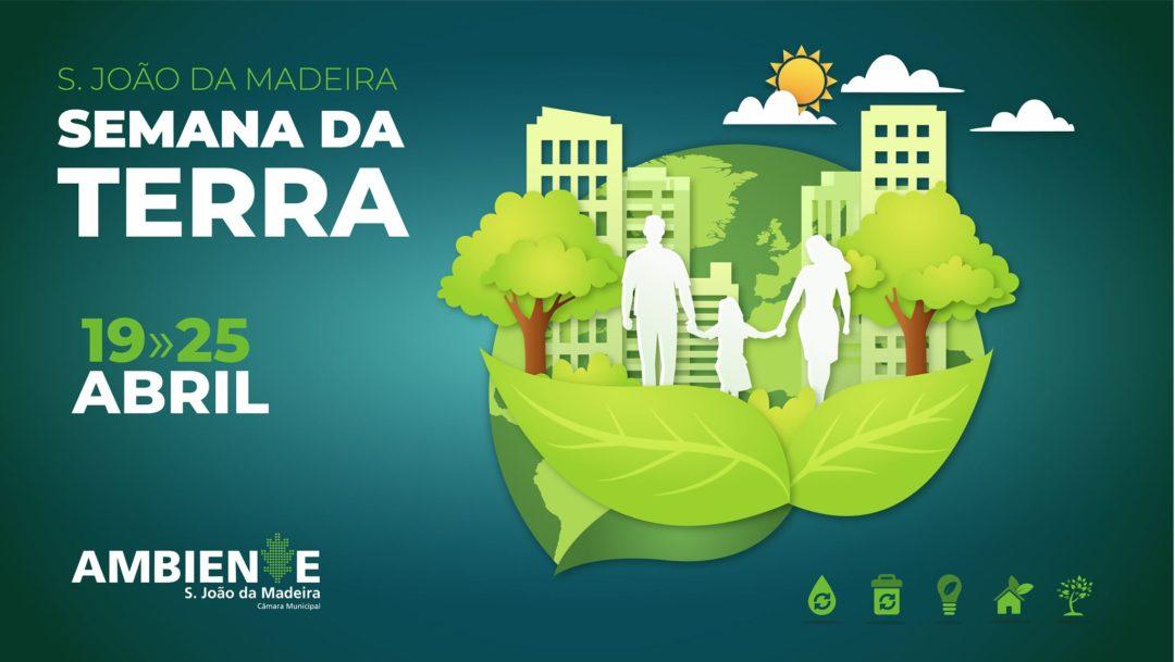 A nossa escola participa na Semana da Terra 2021 do Município de S. João da Madeira